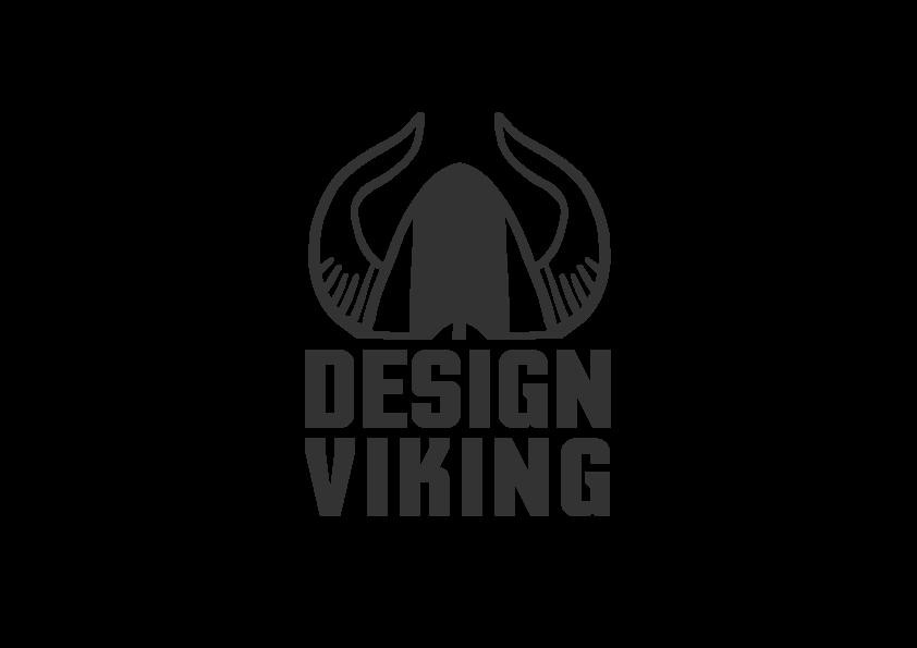 デザインバイキングロゴ